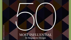 Most Influential in Singapore Design 2015: The Noteworthy