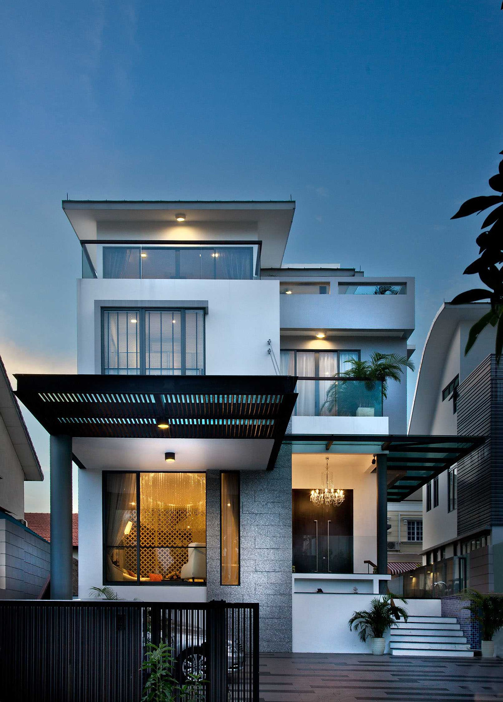 Parkstone Road - Residential Property Singapore - Timeless Designs - Exterior - Best Interior Design Singapore - Designworx Interior Consultant