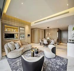 Designworx l Wallich Residence l Tanjong Pagar Singapore