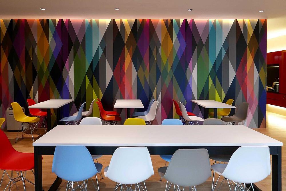 office interior design singapore, designworx interior design consultant