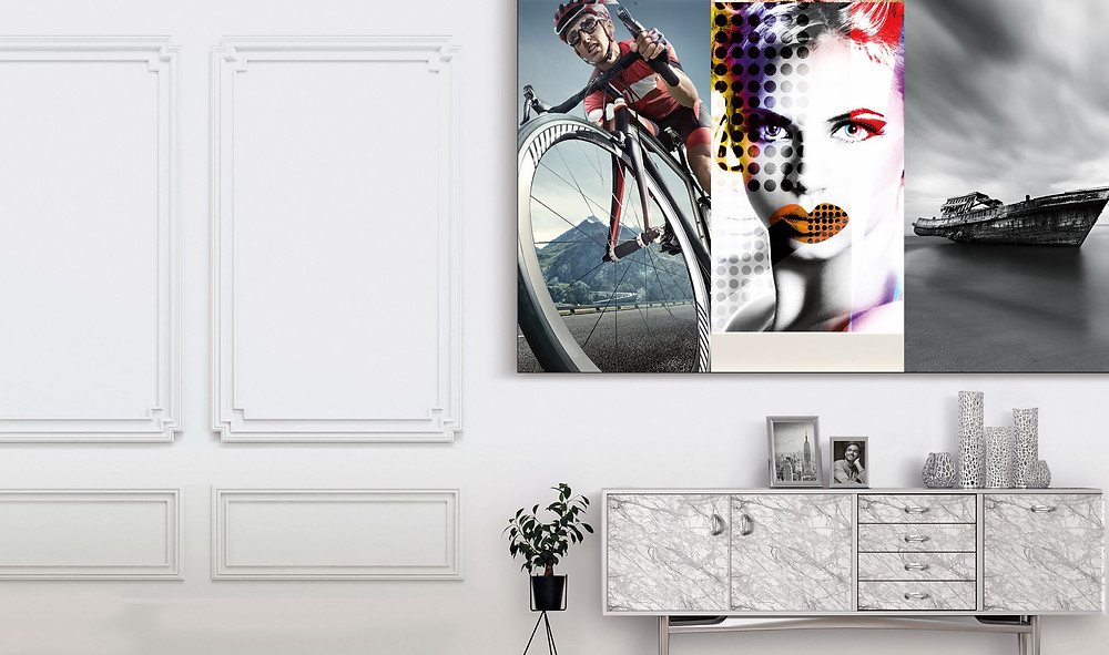 Samsung's The Wall can display a mix of digital artworks to liven up your interior; The Wall is available with sizes and resolution options up to 583 inches; these include a 146-inch unit in 4K resolution, 219-inch in 6K resolution or 292-inch in 8K resolution
