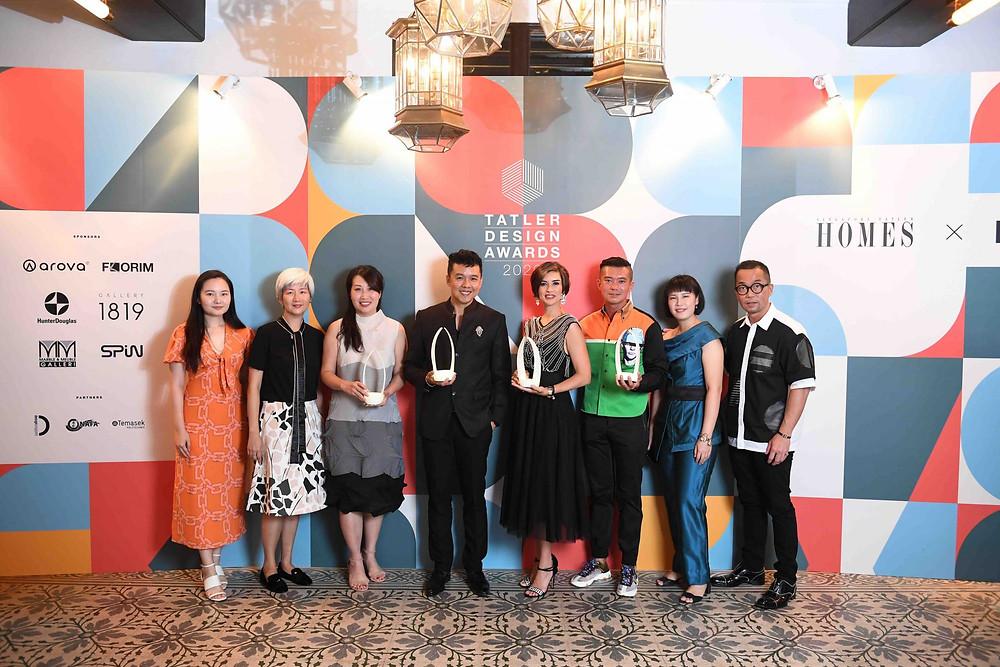 The Winners: Tatler Design Awards 2020