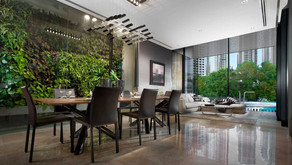 The Perfect Pairing of Indoor with Outdoor Space