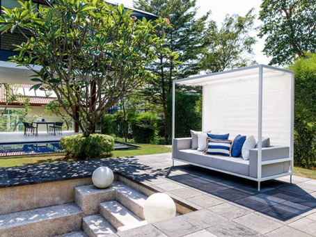 Outdoor Living at Home for Mental Wellness