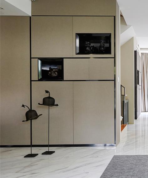Modern Home Interior I Feng Shui Inspired Interior I Watten Residences
