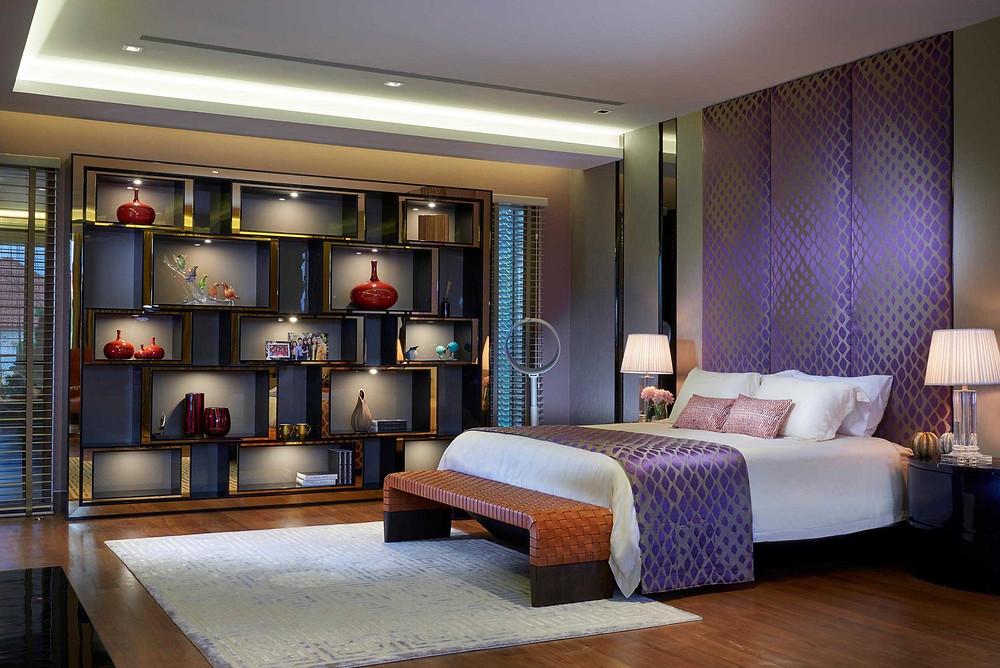 Best Interior Designer Singapore - Best Landed Property - Chestnut Crescent - Designworx Interior Consultant