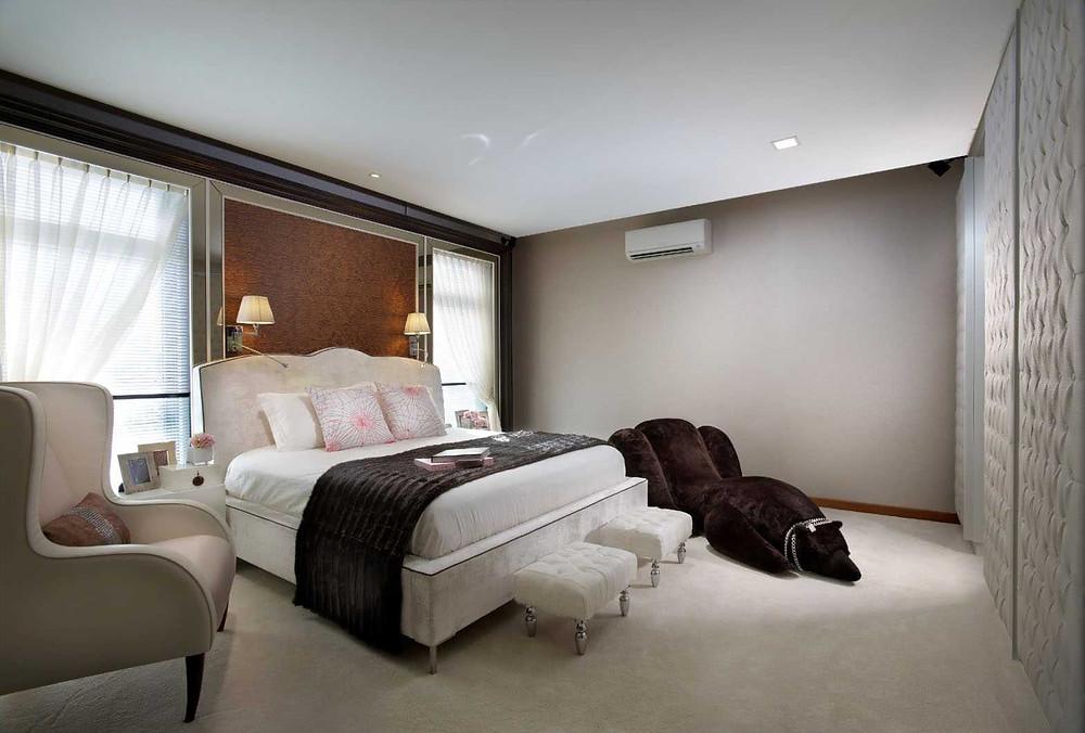 Luxury Interior Design l Bungalow House l Parkstone Road Singapore