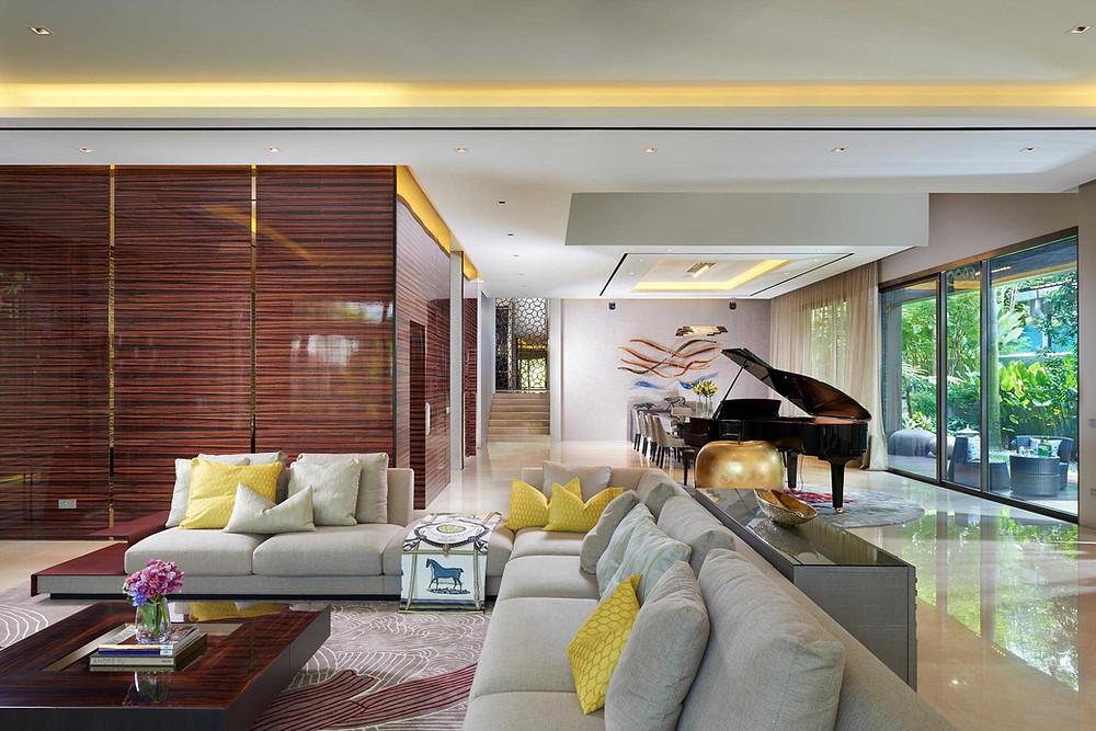 Singapore Tatler Homes - Best Landed Property - Chestnut Crescent - Interior Property Singapore - Best Interior Designer Singapore - Designworx Interior Consultant