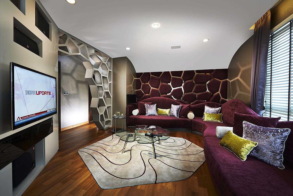 Jalan Kemuning - Best Interior Design Singapore - Designworx Interio Consultant