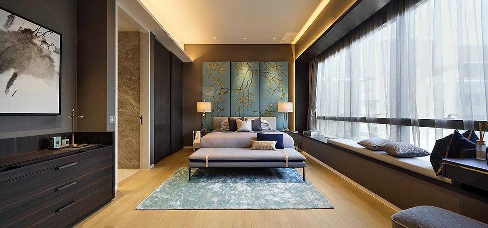 Designworx l Leedon Residence Penthouse Singapore
