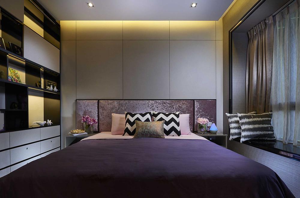 Watten Rise - Watten Residences - Best Interior Design Singapore - Designworx Interior Consultant