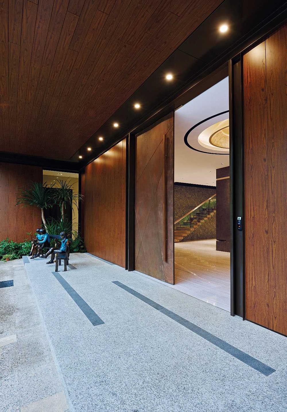 Singapore Tatler Homes - Good Class Bungalow - Best Landed Property - Leedon Park - Designworx Interior Consultant - Best Interior Designer Singapore