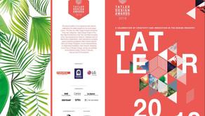 Tatler Design Awards 2018