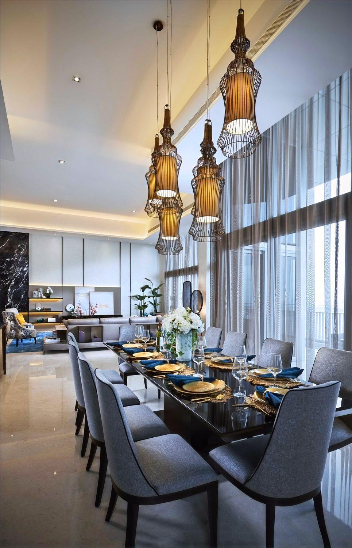 V on Shenton Penthouse - Dining