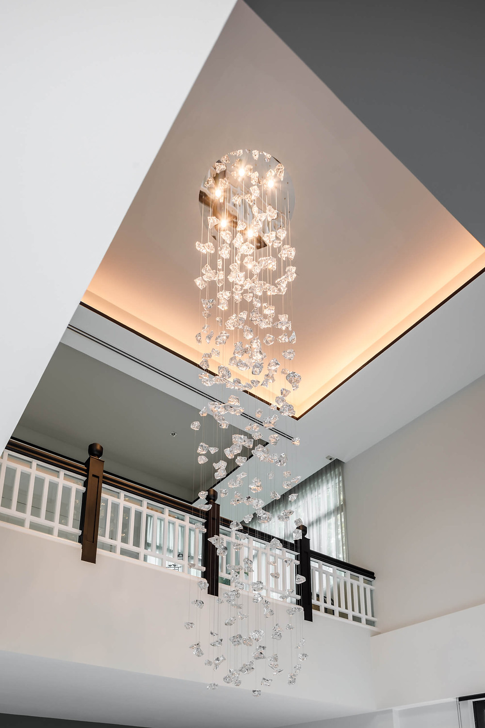 Bespoke Lighting l Good Class Bungalow l Cable Road Singapore