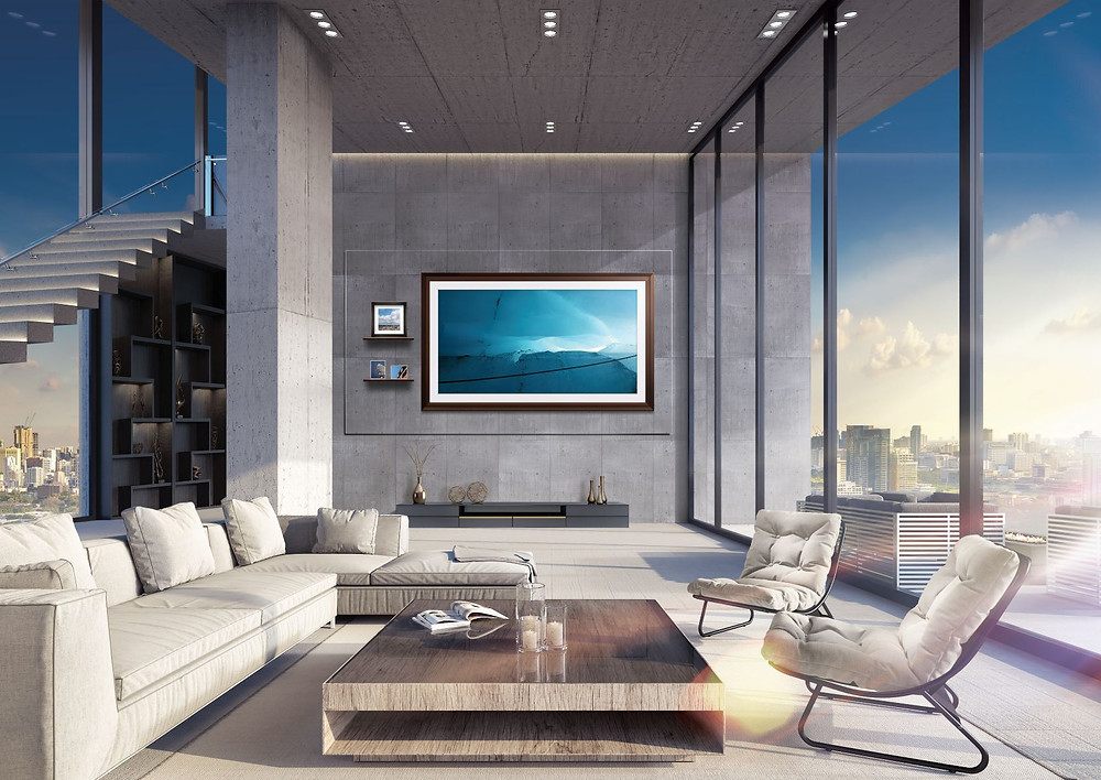 The Wall by Samsung provides accurate colour purity and deep blacks to provide a top-tier viewing experience