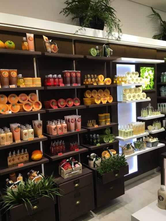 The Body Shop #3