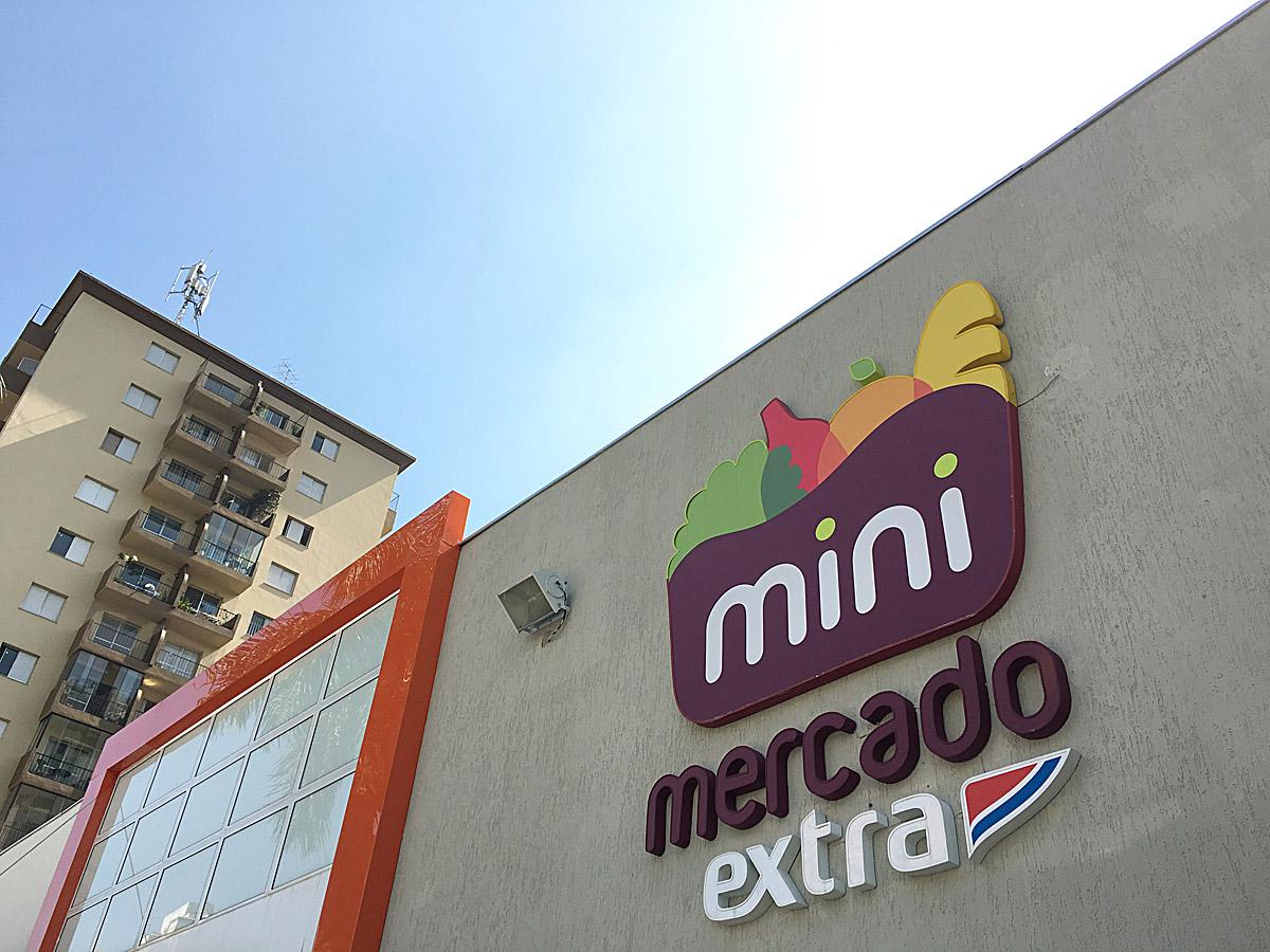 Mini Mercado Extra #6