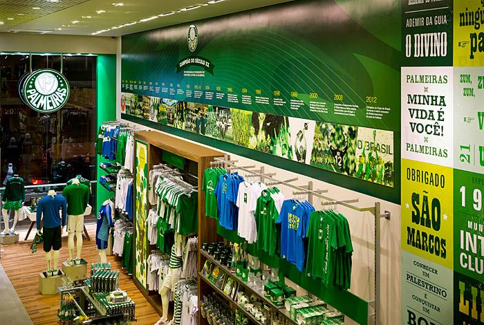 Palmeiras Store #7
