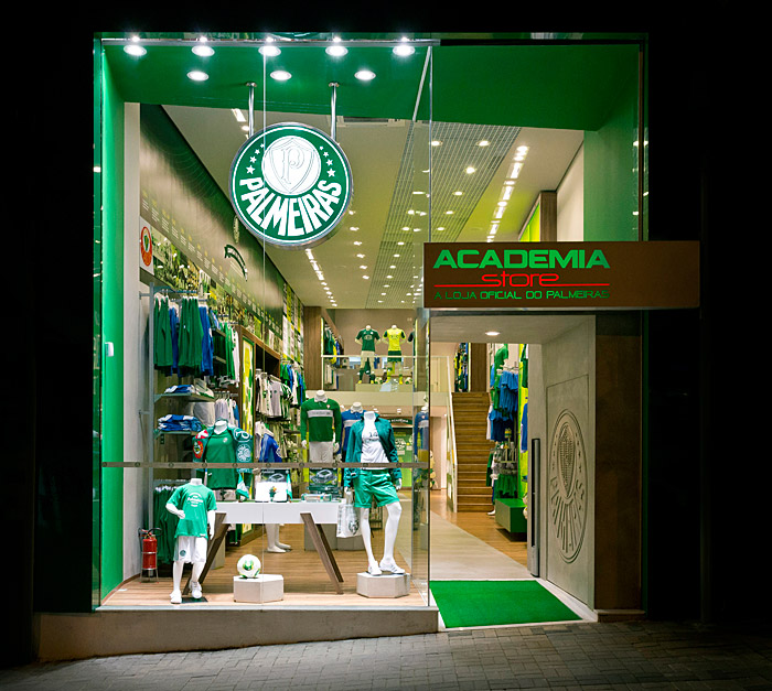 Palmeiras Store #1