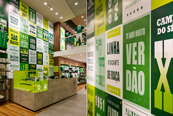 Palmeiras Store #9