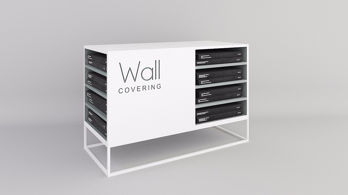 Store in store WALLCOVERING