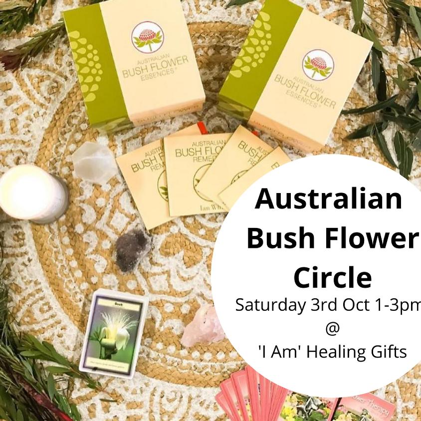 Australian Bush Flower Circle