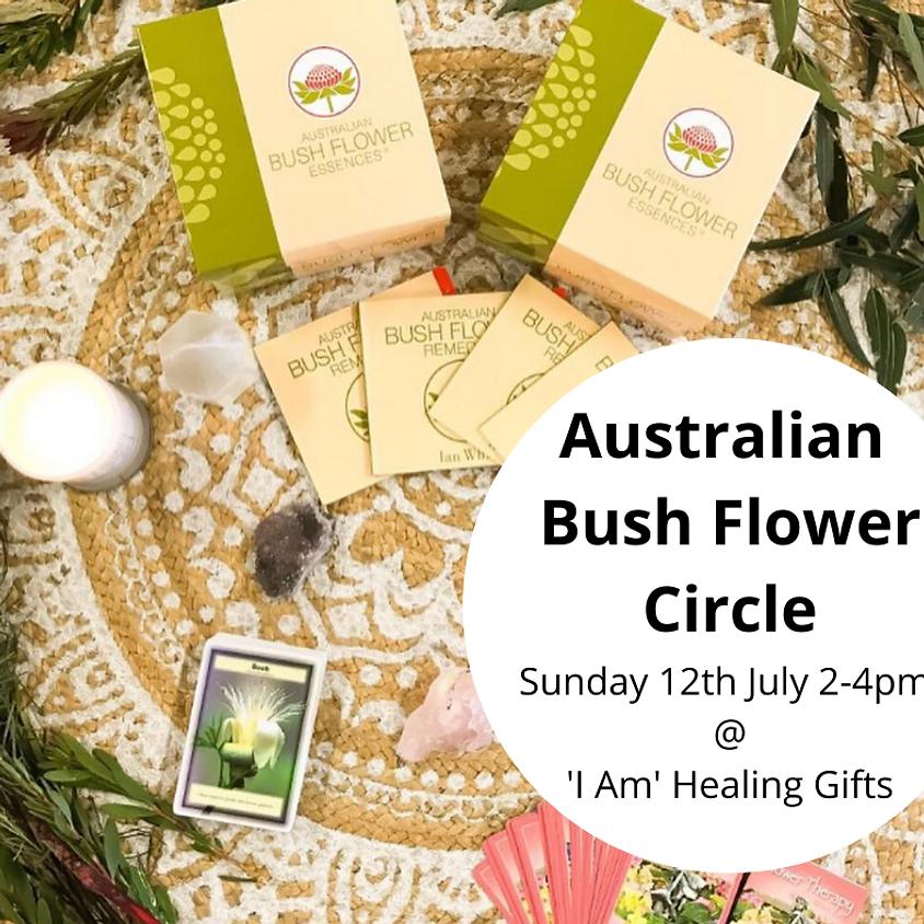 Bush Flower Circle