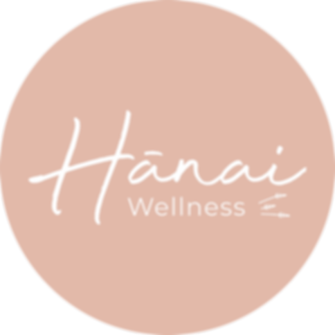Hanai Wellness Logo Design Pink Simple.p