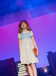 matilda, matilda the musical, child actor, musical theatre, kid actor, tween actress, strong belt, matilda wormwood