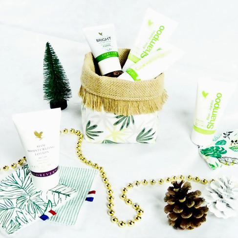 Kit Voyage avec shampooing jojoba + cond