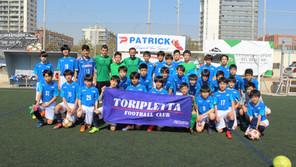 FC トリプレッタ 2019春 スペイン遠征