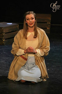 Morgana Warren-Jones Mezzo-Soprano