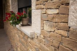 Colocamos todo tipo de piedra. Empresa constructora ubicada en Seva