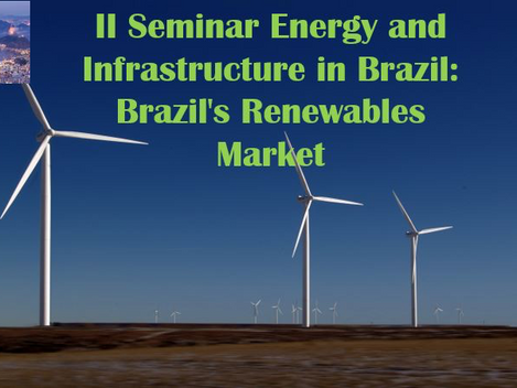 Energy & Infrastructure in Brazil
