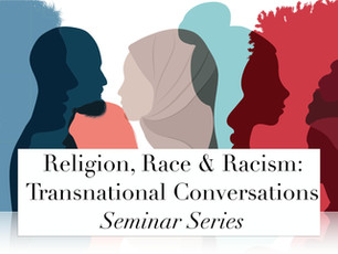 Religion, Race and Racism - Transnational Conversations