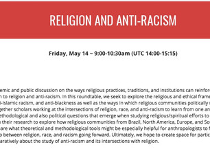 Religion and anti-Racism Roundtable