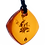 Thumbnail: Mini Orange QBC Pendant