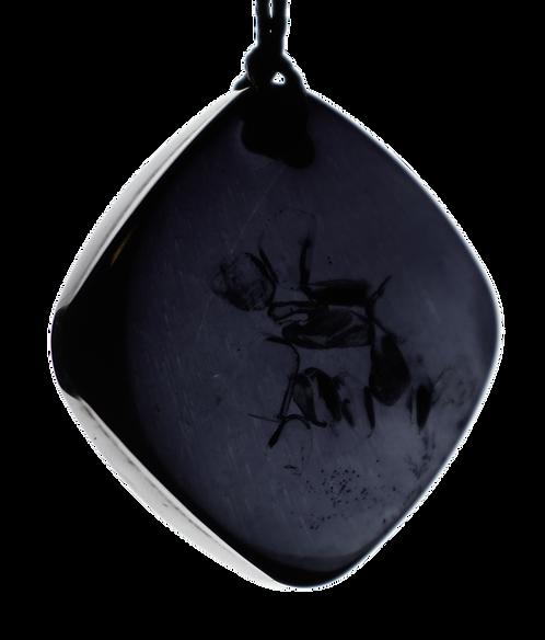 Black QBC Pendant