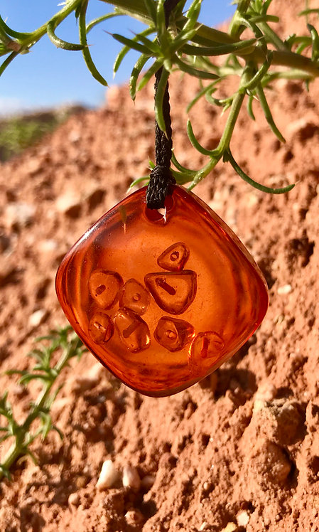 Limited Edition Earth Pendant