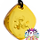 Thumbnail: Yellow QBC Pendant