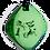 Thumbnail: Green QBC Pendant
