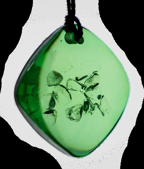 Green QBC Pendant