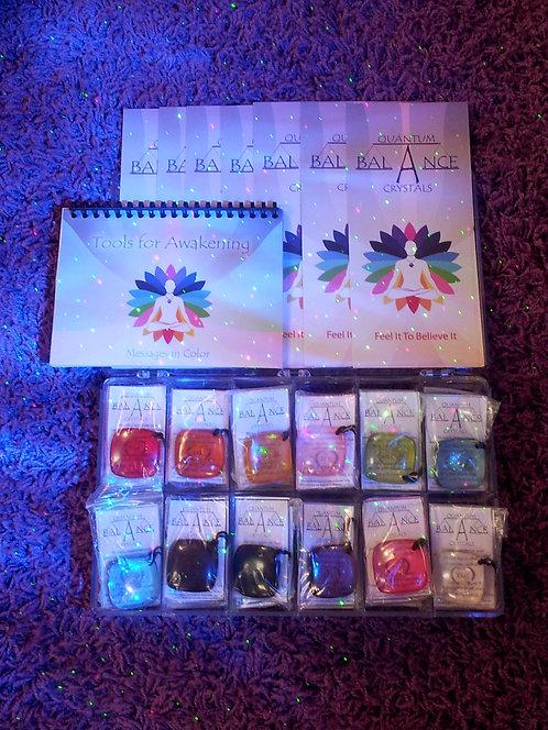 Full set of QB Crystals