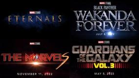 Confira os próximos filmes da Marvel: o que vem por aí