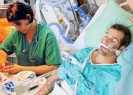 4 Características do enfermeiro intensivista na UTI