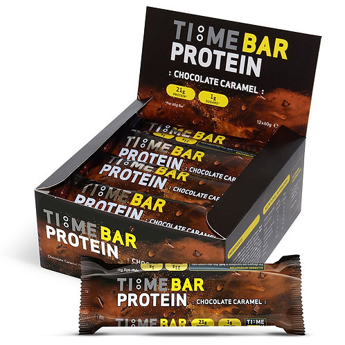 Time 4 nutrition protein bars (12 pack)