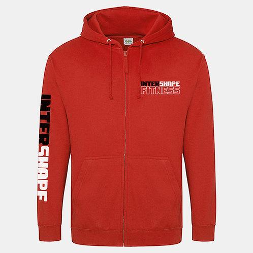 Intershape fitness zip hoodie