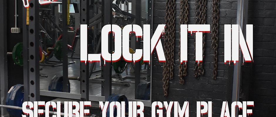 Lock it in offer
