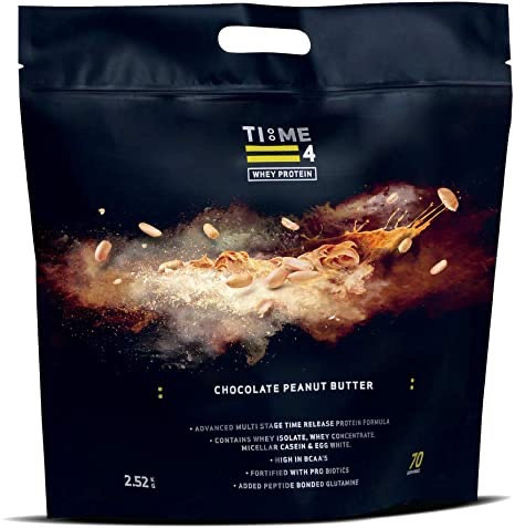 Time 4 nutrition Whey protein